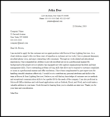 Professional Customer Service Agent Cover Letter Sample & Writing