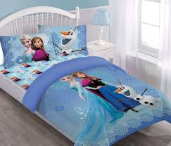Disney Frozen Springtime Frost forter Set with Fitted Sheet