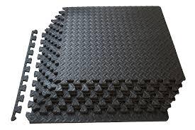 amazon com prosource fs 1908 pzzl puzzle exercise mat eva foam