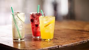 Starbucks RefreshersTM Beverages