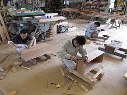 brushfactorywoodwork toshio odate in his workshop the workbench