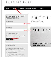 Pottery Barn Bill Payment Options – Bill Pay Http Guide