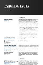 Inspirational 13 Resume Samples For College Students Seeking Internships