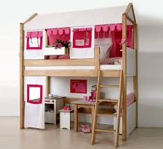 secret de chambre lit mezzanine enfant de breuyn secret de chambre camas