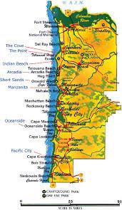 Oregon Surf Guide North Coast Breaks
