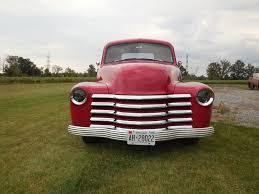 100 1951 Chevy Truck Randy Colyn Restorations