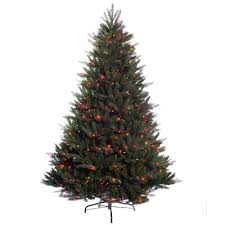Christmas Tree 75 Pre Lit by The Holiday Aisle Pre Lit Douglas Premier 7 5 U0027 Green Fir