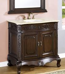 Bathroom Sink Vanities Overstock by Bathroom Design Single Sink Bathroom Vanities 24 36 Inches Single
