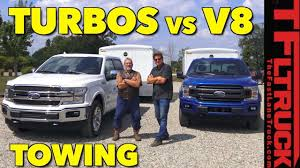 100 Half Ton Truck Comparison 2018 Ford F150 Two Turbos Or One V8 Which Is Better For Towing