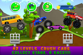99 Kidds Trucks Monster Game For Kids 2 For Android APK Download