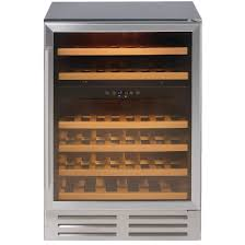 EdgeStar CWR461DZ 46 Bottle Dual Zone Wine Cooler
