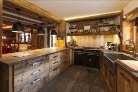 Mountain Kitchen Interior Landhausstil Küche 36 Chalet Kitchen Designs That Inspire Chalet Kitchen