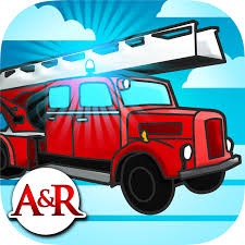 100 Fire Trucks Kids Activities For AR Entertainment