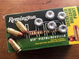 Ammo Test: Remington's Affordable HTP 185-grain Self-Defense .45 ... 45 Acp P Ammo Barnes Tacxpd 185 Grain Schp 20 Rounds Test Tacxp Gunsamerica Digest Tacxpd Acpp Gr Tacxp Hollow Point Lead Free 40 Sw 140 Grain What Bullets Do You Use For Personal Defense Archive The Black Hills Ammunition Premium For Sale Gr 185gr Penetration 45acp Youtube 9mm