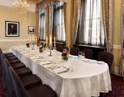 The Worsely Room At Chiswell Street Dining Rooms 1