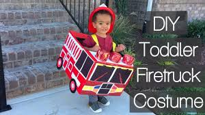 DIY: Toddler Halloween Firetruck Costume | It's The Reeds Daily ...