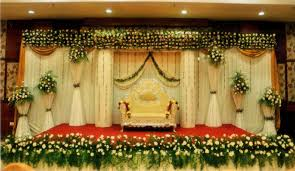 Simple Wedding Stage Ideas