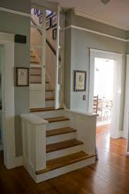 73 Best Home Decor: Split Level Stairs/Landing Images On Pinterest ... Ideas Attractive Deck Stairs Plus Iron Handrails For How To Build Kerala Home Design And Floor Planslike The Stained Glass Look On Living Room Stair Wall Design Hallway Pictures Staircase With Home Glossy Screen Glass Feat Dark Different Types Of Architecture Small Making Safe Wooden Stairs Steel Railing Interior Ideas Custom For Small Spaces By Smithworksdesign Etsy 10 Best Entryways Images Pinterest At Best Solution Teak