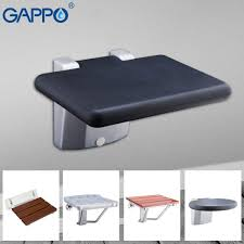 GAPPO Wall Mounted Chairs Shower Folding Seat Relaxation Shower Chair Solid  Seat Spa Bench Bath Shower Chair Kids Folding Table And Chairs Drop Leaf Ding Fold Wall Mounted Seat Slidestudioco Ihambing Ang Pinakabagong Dolado Bathroom Folding Chair Wall Mounted Fold Up Padded Shower Seat With Back Arms Grey 4000 Series 04230p Jiu Si Chairfolding Lunch Break Bed Teak Down Gappo Seats Solid Wood Happybath Deluxe With Legs Mesh One Mount Mylite Details About 18 Bath Bench Sante Blog