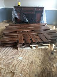 Preparing Wood Subfloor For Tile by New Flooring Acclimation U0026 Preparation