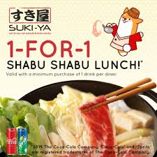 Suki-Ya Promotion 1 For 1 SHABU SHABU Lunch June 2019 ... Grhub Promo Code Coupons And Deals January 20 Up To 25 Wyldfireappcom Shopping Tips For All Home Noodles Company Is There Anything Better Than A Plate Of Buttery Egg List Codes My Favorite Brands Traveling Fig Best Subscription Box This Weekend October 26 2018 7eleven Philippines Happy Day Celebrate National Noodle With Sippy Enjoy Florida Coupon Book 2019 By A Year Boxes Missfresh Review Coupon Code Honey Vegan Shirataki Pad Thai Recipe 18