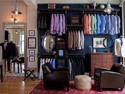 16 Dapper Ideas For Mens Walk In Closets Photos
