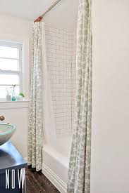 Shower Renovation Diy by Diy Budget Bathroom Renovation Reveal Beautiful Matters