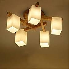 brightllt einfache holz le led logs wohnzimmer decke len licht holz schlafzimmer len 620 h 300 mm