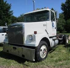 1985 Volvo White WCM Semi Truck | Item D5511 | SOLD! May 22 ... White Stripper Truck Tanker Trucks Price 12454 Year Of 2019 Western Star 4700sb Nova Truck Centresnova Harga Yoyo Monster Jeep Mainan Mobil Remote Control Stock Photo Image Truck Background Engine 2530766 Delivery Royalty Free Vector Whitegmcwg 15853 1994 Tipper Mascus Ireland Emek 81130 Volvo Fh Box Trailer White Robbis Hobby Shop 9000 Trucks In Action Lardner Park 2010 Youtube Delivery Photo 2009 Freightliner M2 Mechanic Service For Sale City