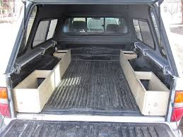 Pickup Bed Tool Boxes by Truck Bed Tool Storage Ideas Genwitch
