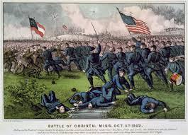 LEFT Battle Of Iuka Miss September 19 1862 Illustration In History Iowa From The Earliest Times To Beginning Twentieth Century 1903