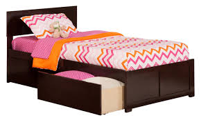Viv Rae Mathias Extra Long Twin Panel Bed with Storage & Reviews