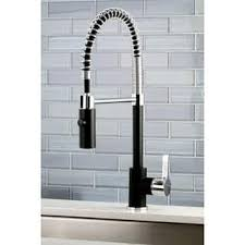 Overstock Bronze Kitchen Faucets by Kitchen Faucets For Less Overstock Com