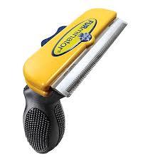 Shedding Blade Vs Rake by Furminator Short Hair Deshedding Dog Tool Dog Brushes Combs