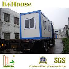 100 Luxury Container House Hot Item Myanmar Sandwich Panel Steel Structure Prefab Modular