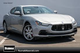 100 Maserati Truck Rusnak Of Pasadena Featured Used Cars Serving Los Angeles