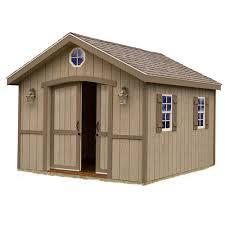 Menards Storage Shed Plans by Best Barns Cambridge 10 U0027 X 20 U0027 Shed Kit Without Floor At Menards