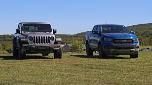 100 Ford Trucks Suck 4 X 4x4 Who Is The King Of Midsize Pickup Offroading
