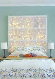 String Lights In The Bedroom