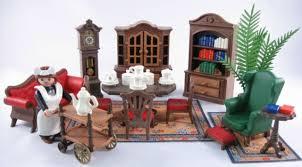 5320 nostalgie playmobil puppenhaus villa einrichtung