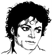 Coloring Pages Michael Jackson