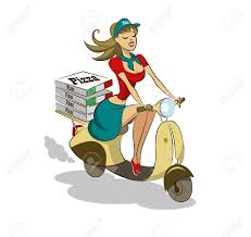 23880 Scooter Stock Vector Illustration And Royalty Free
