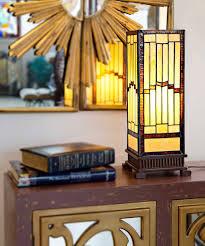 Wayfair Tiffany Table Lamps river of goods tiffany 17