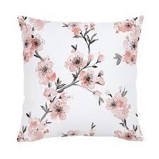 Pink Throw Pillows Accent Pillow