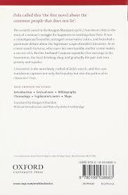 Oxford University Press Uk Exam Copy by L U0027assommoir Oxford World U0027s Classics Amazon Co Uk émile Zola
