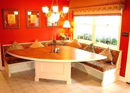Dining Room Booth Seating Kitchen Style Table