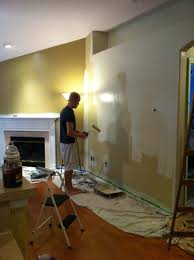 Paint Colors Living Room Accent Wall by Room Painted Two Colors Living Room Ideas Painting Living Room