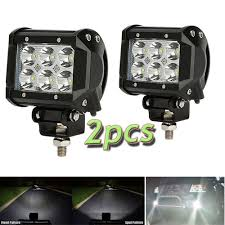 Abjcoin Decentralized Marketplace   Pair 12V 24V Spot Flood Beam ... Led Headlights For Jeep Trucklite Goes A Run Youtube Strobe Umbrella Light Fresh Truck Lite Lights 2inch Square Cree Fog Kit For 1114 Chevrolet Silverado Avian Eye Linear Emergency 3 Watt Bar 55 In Tow Riorand Water Proof 2 27w 4 Flood Beam 60 Degree Work Ece Right Hand Traffic 7 Round Diode Headlight 27450c 1pcs Auto Driving 60w Led Work Light 12v 24v Tow Truck Bars Bars Lamps Ideas Lighting Cap World Rack Toyota Tacoma Bed Fits Years And Up With D2series Flush Mount Rpg Offroad
