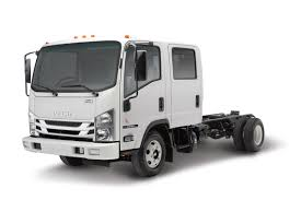 100 Npr Truck Isuzu NPR XD Crew Cab Diesel