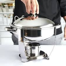 Small Chafing Dish Dishes For Sale